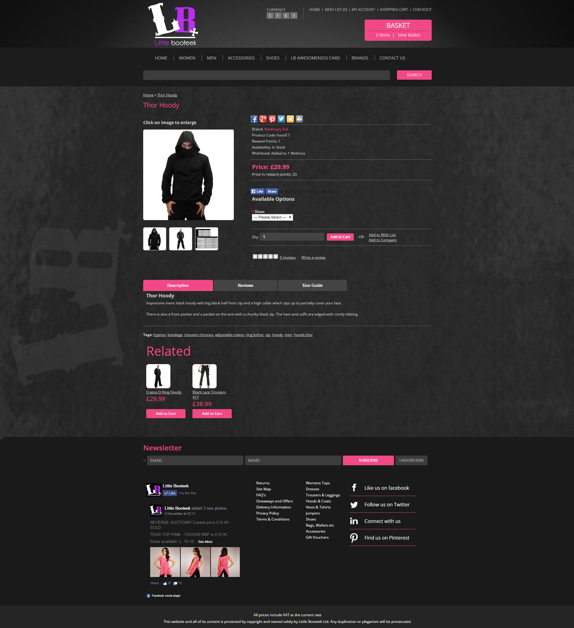 little-booteek-product-page
